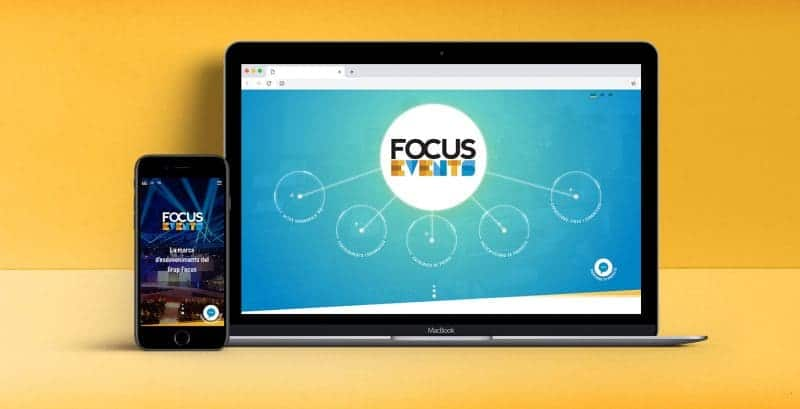 Focus Events estrena nueva web