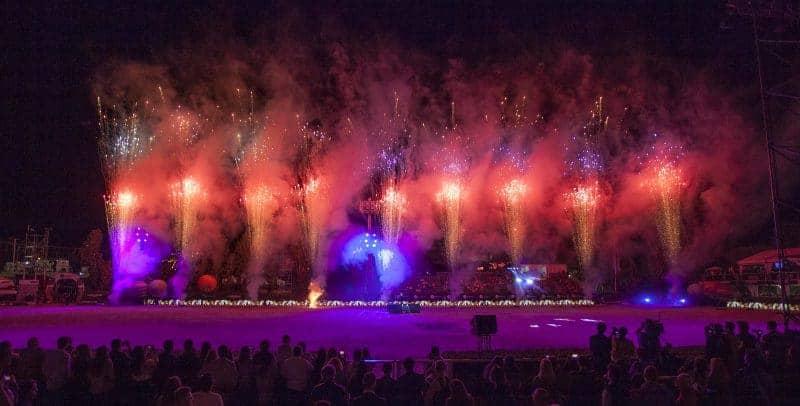 Inauguració i Cloenda dels XVIII Jocs Mediterranis Tarragona 2018