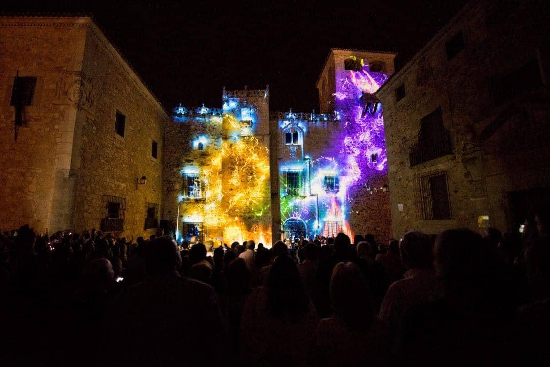 """Exposició """"La Ciudad Natural"""" A Cáceres"""