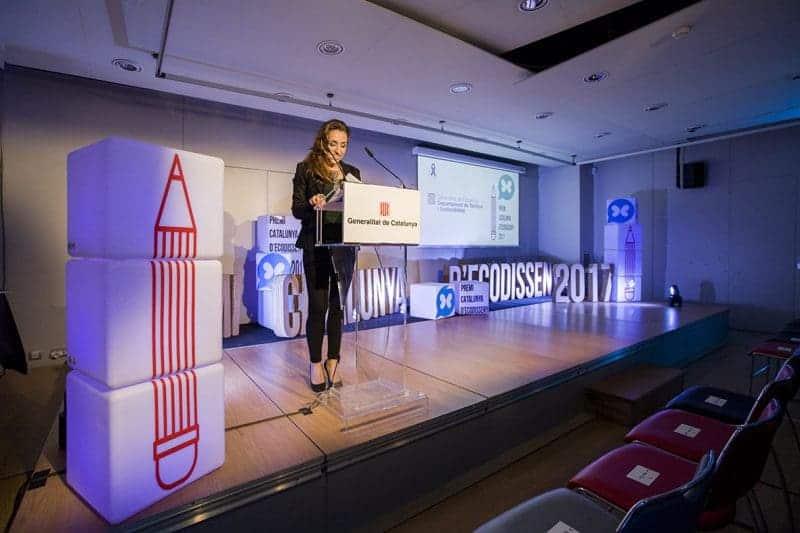 PREMIS CATALUNYA D'ECODISSENY 2017